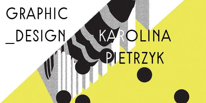 graphic designer karolina pietrzyk
